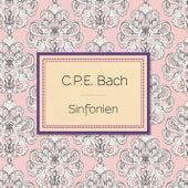 C.P.E. Bach: Sinfonien von Various Artists