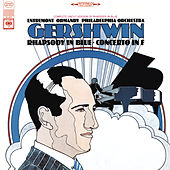 Gershwin: Concerto in F for Piano and Orchestra & Rhapsody in Blue by Various Artists