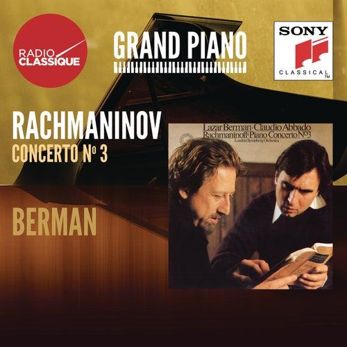 Rachmaninov: Concerto 3 - Berman by Lazar Berman