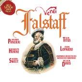 Verdi Falstaff von Sir Colin Davis
