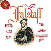 Verdi Falstaff by Sir Colin Davis