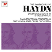 Haydn: Symphonies Nos. 8-11 & Lo speziale Overture by Max Goberman