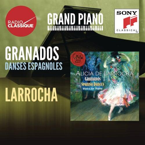 Granados: Danses espagnoles, Valses Poétiques - Larrocha by Alicia De Larrocha