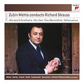 Zubin Mehta Conducts Richard Strauss de Zubin Mehta