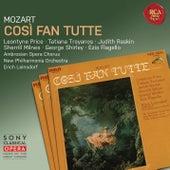 Mozart: Così fan tutte, K. 588 by Erich Leinsdorf