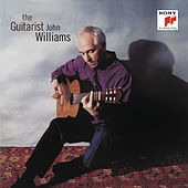 The Guitarist John Williams by John Williams