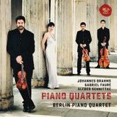 Brahms, Fauré & Schnittke: Piano Quartets by Berlin Piano Quartet