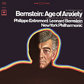 Bernstein: The Age of Anxiety, Symphony No. 2 for Piano and Orchestra de Philippe Entremont