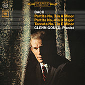 Bach: Partitas Nos. 3 & 4, BWV 827 & 828; Toccata in E Minor, BWV 914 ((Gould Remastered)) by Glenn Gould