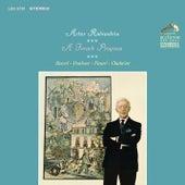 A French Program by Arthur Rubinstein