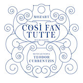 Mozart: Così fan tutte (Highlights) de Teodor Currentzis