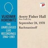 Rachmaninoff: Piano Concerto No. 3 in D Minor, Op. 30 (Live) di Vladimir Horowitz