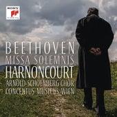 Beethoven: Missa Solemnis in D Major, Op. 123/IV. Sanctus/Sanctus by Nikolaus Harnoncourt