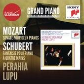 Mozart / Schubert - Perahia, Lupu de Radu Lupu
