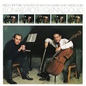 Bach: The Three Sonatas for Viola da Gamba and Harpsichord, BWV 1027-1029 - Gould Remastered by Leonard Rose