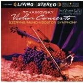 Tchaikovsky: Violin Concerto in D Major, Op. 35, TH 59 by Henryk Szeryng