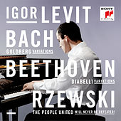 Bach, Beethoven, Rzewski de Igor Levit