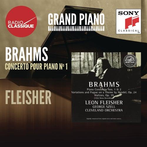 Brahms: Concerto 1 - Fleisher by Leon Fleisher