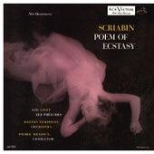 Scriabin: Poem of Ecstasy - Liszt: Les préludes, S. 97 de Pierre Monteux