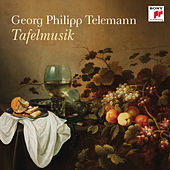 Telemann: Tafelmusik von Various Artists