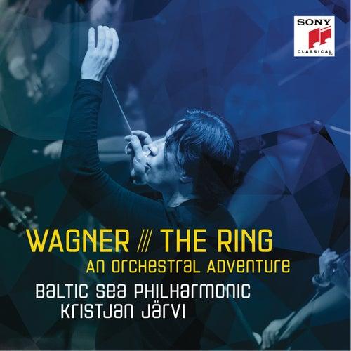 Wagner: The Ring - An Orchestral Adventure by Kristjan Järvi