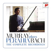 Murray Perahia plays Bach - The Complete Recordings by Murray Perahia