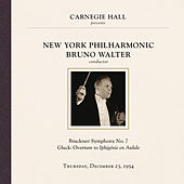 Bruno Walter at Carnegie Hall, New York City, December 23, 1954 by Various Artists