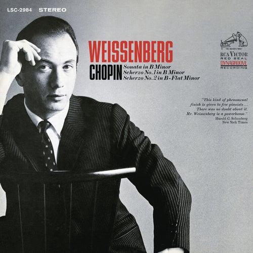 Chopin: Sonata in B Minor, Scherzo No. 1 in B Minor & Scherzo No. 2 in B-Flat Minor by Alexis Weissenberg