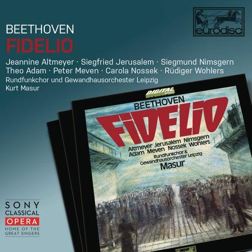 Beethoven: Fidelio, Op. 72 by Kurt Masur