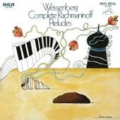 Weissenberg Plays Complete Rachmaninoff Preludes von Alexis Weissenberg