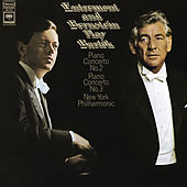 Entremont and Bernstein Play Bartók by Philippe Entremont