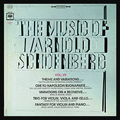 The Music of Arnold Schoenberg: Chamber Music ((Gould Remastered)) by Glenn Gould