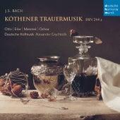 Bach: Köthener Trauermusik, BWV 244a de Various Artists