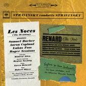 Stravinsky: Les Noces, Renard & Rag-Time by Igor Stravinsky