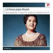 Lili Kraus Plays Mozart Piano Sonatas by Lili Kraus