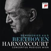 Beethoven: Symphonies Nos. 4 & 5 de Nikolaus Harnoncourt