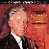 Rachmaninoff: Rhapsody on a Theme of Paganini, Op. 43 - de Falla: Nights in the Gardens of Spain by Arthur Rubinstein