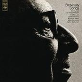 Stravinsky: Songs by Igor Stravinsky