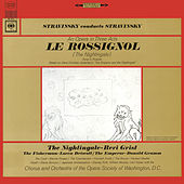 Stravinsky: The Nightingale by Igor Stravinsky