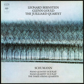 Schumann: Piano Quartet, Op. 47 & Piano Quintet, Op. 44 - Gould Remastered by Glenn Gould
