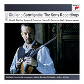 Giuliano Carmignola - The Complete Sony Recordings by Various Artists