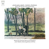 John Williams & Rafael Puyana: Works by Straube, Ponce and Dodgson by Jordi Savall