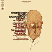 Stravinsky: Piano Concertos by Philippe Entremont