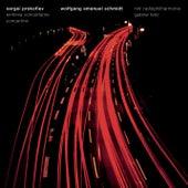 Prokofiev: Sinfonia Concertante & Concertino von Wolfgang Emanuel Schmidt