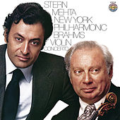 Brahms: Concerto for Violin and Orchestra in D Major, Op. 77 de Zubin Mehta