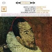 Gesualdo: Madrigals - Stravinsky: Monumentum pro Gesualdo di Venosa by Igor Stravinsky