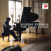 Murray Perahia - The Bach Album by Murray Perahia