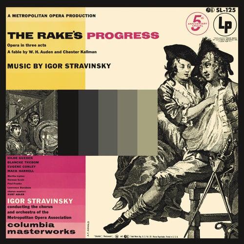 Stravinsky: The Rake's Progress by Various Artists