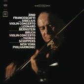 Sibelius & Bruch: Violin Concertos de Zino Francescatti