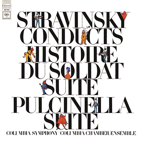 Stravinsky: Pulcinella Suite, Scherzo fantastique, Fireworks & Scherzo à la russe by Igor Stravinsky